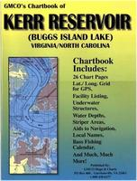 Kerr Reservoir atlas