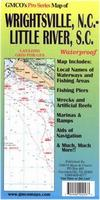 Wrightsville & Little River map