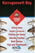Rhode Island fishing map