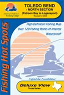 Louisiana Fishing Maps