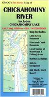 Chickahominy map