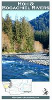 Hoh River fishing map