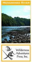 Menominee River fishing map
