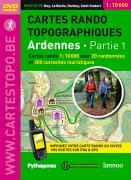 Ardennes hiking DVD