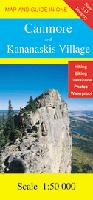 Canmore hiking map