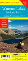 Waterton Lakes hiking map