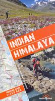 Indian Himalaya hiking map