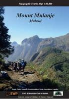 Mount Mulanje hiking map