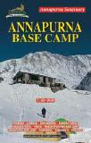 Annapurna Base Camp map