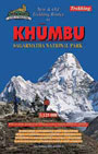 Khumbu hiking map