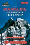 Rolwaling Himal hiking map