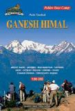 Ganesh Himal hiking map
