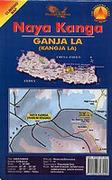 Dolakha to Tso Rolpa hiking map