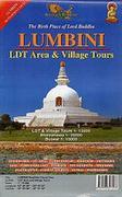 Lumbini Zone hiking map