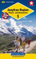 Switzerland hiking maps