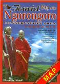 Ngorongoro hiking map