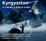 Kyrgyzstan climbing map