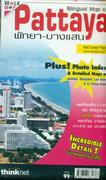 Pattaya walking map