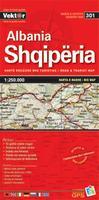 Albania road map