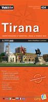 Tirana street map
