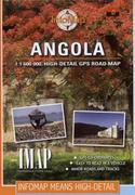 Infomap Angola touring map