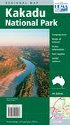 Australia National Park maps