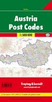 Austria Postcode Map