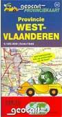 Ordering (Belg.) Flanders East province map