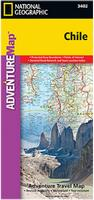 Chile Travel Map