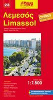 Limassol City Map