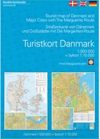 Denmark Topographic Map.Denmark Maps From Omnimap The Leading International Map Store With