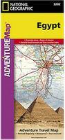 Egypt adventure map