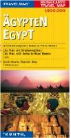 Egypt travel map