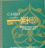 Cairo street atlas