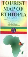 Ethiopia Tourist Map