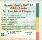 Addis Ababa City Map