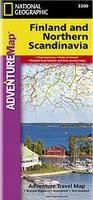 Finland adventure map