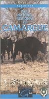 Camargue hiking map