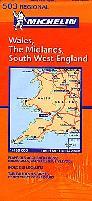 Michelin Great Britain maps