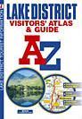 Lake District road atlas