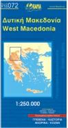 West Macedonia Road Map