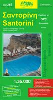 Santorini road map