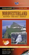 Iceland tourist maps
