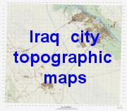 Basra city map