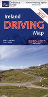 Ireland driving map