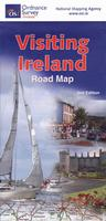 Visiting Ireland map