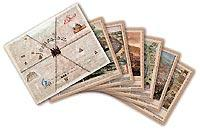 Jerusale historic maps