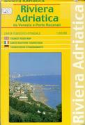 Riviera Adriatica tourist map