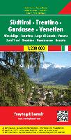 Freytag Berndt Italy Travel Map