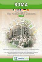 Rome city map